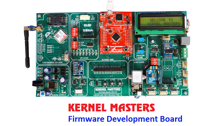 Kernel Masters - Experts in Embedded Systems